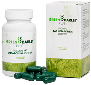 Green Barley Plus Review