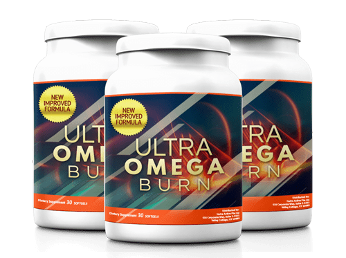 Ultra Omega Burn Dietary Supplement